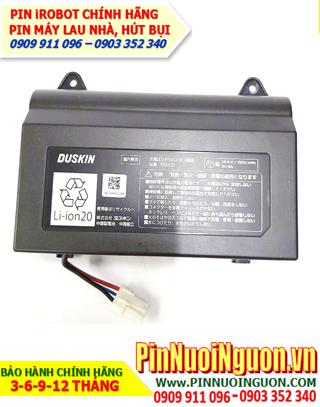 Pin máy hút bụi DUSKIN 14.4V 1950MAH _Thay pin máy hút bụi Duskin 14.4v 1950mAh Lithium li-ion
