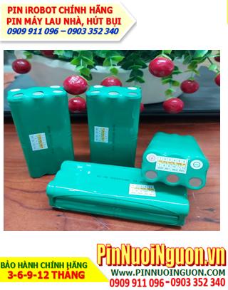 Pin iRobot; Pin máy hút bụi NiMh 14.4v-AA1000mAh chính hãng - Thay pin máy hút bụi chính hãng | có sẳn hàng - bảo hành 6 tháng