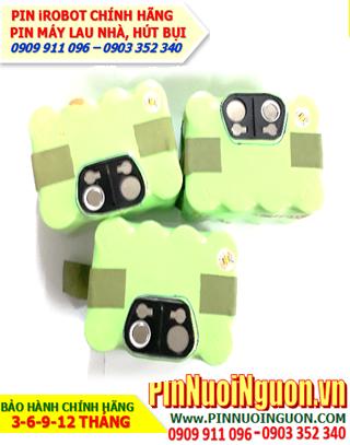 Pin IROBOT 14.4v-2200mAh; Pin máy Hút bụi 14.4v -2200mAh Pin sạc NiMh máy hút bụi 14.4v| HÀNG CÓ SẲN