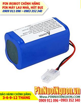 Pin máy hút bụi 14,4V 2800mAhLi-Ion, Pin sạc Li-Ion 14,4V 2800mAh thay pin máy hút bụi các hãng | Đang có sẳn