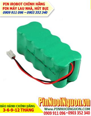 Pin iRobot 12v-SC2800mAh; Pin sạc NiMh 12v-SC2800mAh _Thay pin iRobot máy hút bụi các hãng | CÒN HÀNG