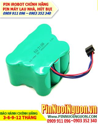 Pin iRobot 12v-SC3000mAh; Pin sạc NiMh 12v-SC3000mAh _Thay pin iRobot máy hụt bụi các hãng | CÒN HÀNG