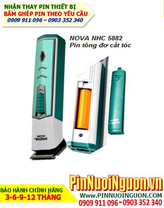 Pin tông đơ cắt tóc NOVA NHC-5882, Pin tông đơ cắt tóc NOVA các loại