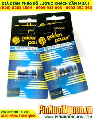 Golden Power PX28A, 4LR44; Pin vòng đeo cổ thú cưng GoldenPower PX28A 4LR44 |HẾT HÀNG