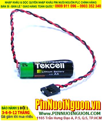 Pin Tekcell SB-AA11 lithium 3,6V nuôi nguồn, Pin thang máy Tekcell SB-AA11 chính hãng - Made in Korea | Đang có sẳn