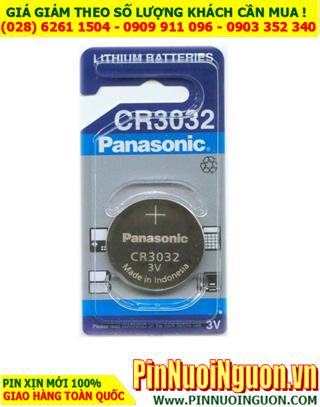 Pin nồi cơm điện CR3032 lithium 3V chính hãng Panasonic Nhật | có sẳn hàng