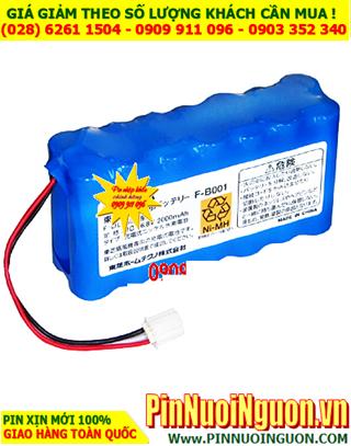 Pin quạt điện Toshiba, Pin sạc 16,8V cho quạt điện Toshiba 16,8V - 2000mAh | Đặt mua