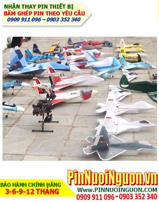 Pin sạc Li-Polymer máy bay mô hình các loại, Pin sạc lithium Li-polymer máy bay mô hình