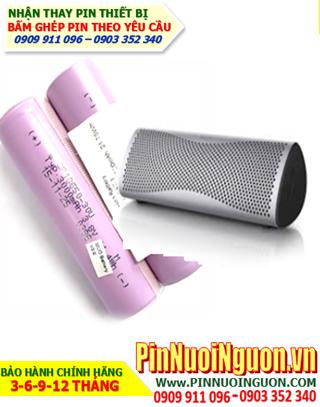 Pin loa Bluetooth 7.4v, Thay pin loa Bluetooth 7.4v chính hãng| Bảo hành 3 tháng