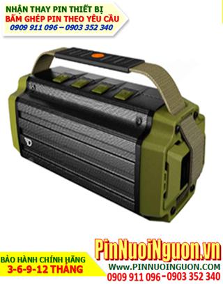 Pin LOA DREAMWAVE TREMOR BLUETOOTH SPEAKER - Thay pin Loa Bluetooth