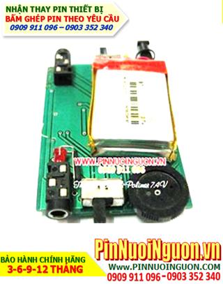 Pin Loa âm thanh 7.4V-2200mAh Li-Po | BẢO HÀNH SỬ DỤNG 3 THÁNG - HÀNG CÓ SẲN