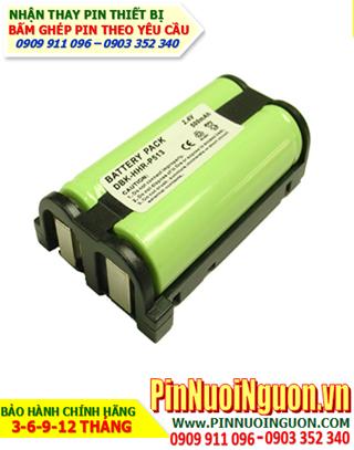 Panasonic HHR-P513; Pin điện thoại bàn không dây Panasonic HHR-P513/ HHR-P546 - thay cell AA1500mAh