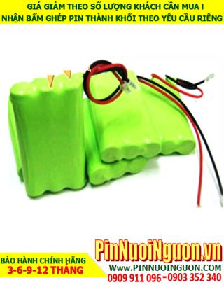 Pin sạc 3.6V LAAA830mAh NIMH Recharge Battery | bảo hành sử dụng 09 tháng - hàng có sẳn