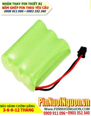 SPP-S2720: Pin điện thoại bàn Sony, Thay pin điện thoại Cordless SPP-S2720/AA600mAh-3.6V/hàng có sẳn