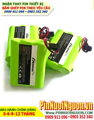 BPT-18: Pin điện thoại bàn, Thay pin điện thoại Cordless BPT-18/AA600mAh-3.6V/hàng có sẳn