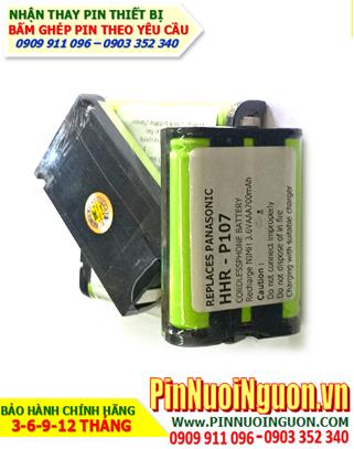 Pin điện thoại  bàn Panasonic HHR-P107 | AAA700mAh-3.6V | hàng có sẳn - Bảo hành 09 tháng