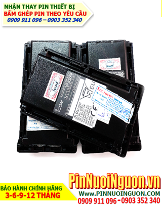 Pin Bộ đàm Icom BP-232WP Li-Ion 7.4v 2250mAh ; Thay pin bộ đàm Icom BP-232WP Li-Ion 7.4v 2250mAh   CÒN HÀNG