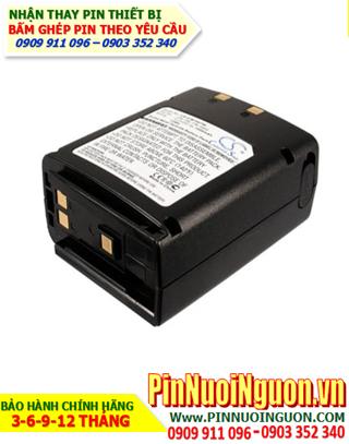 Icom 12v 1000mAh; Nhận bấm ghép và Thay pin máy bộ đàm Icom NiMh 12v 1000mAh