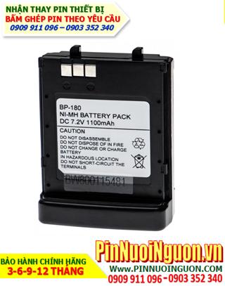 Pin máy bộ đàm Icom 7.2V-1000mAh, thay cell pin/ hàng có sẳn-bảo hành 03 tháng
