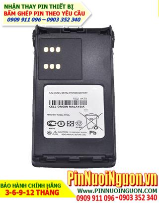 Pin máy bộ đàm Motorola 10.8V-1000mAh, thay cells pin/ hàng có sẳn - bảo hành 03 tháng