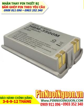 Pin máy bộ đàm Motorola 6V-1500mAh, thay cells pin/ hàng có sẳn - bảo hành 03 tháng