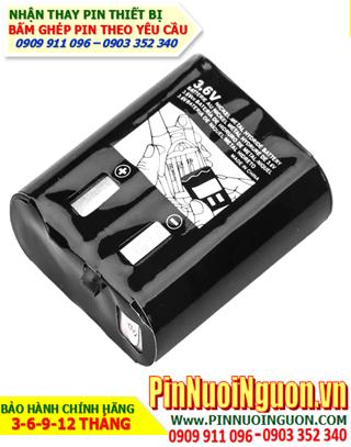 Pin máy bộ đàm Motorola 3.6V-1400mAh, thay cells pin/ hàng có sẳn - bảo hành 03 tháng