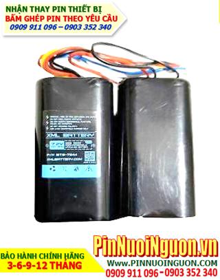 Pin máy bộ đàm Mototola 7.2V-4400mAh, thay cells pin/ hàng có sẳn - bảo hành 03 tháng