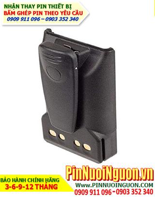 Pin máy bộ đàm Yaesu 7.2V-2000mAh, thay cells pin/ hàng có sẳn- bảo hành 03 tháng