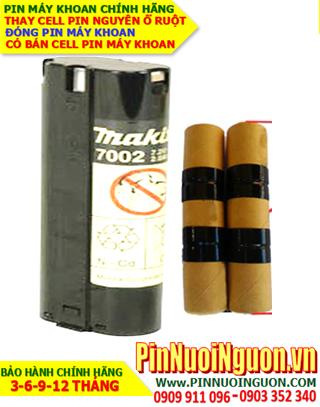 Pin máy khoan MAKITA 7.2V-1.5AH (NiMh 7.2v-1500mAh)-Thay PIN máy khoan MAKITA 7.2V-1.5AH (Bảo hành 6 tháng)
