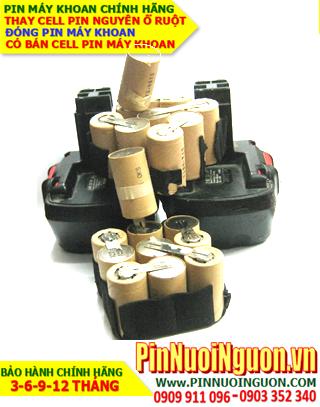 Pin máy khoan BOSCH 12v-2000mAh, Thay pin máy khoan BOSCH 12V-2000mAh | Bảo hành 6 tháng-HÀNG CÓ SẲN