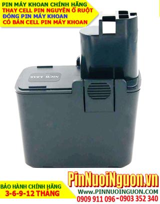 Pin máy khoan Bosch 12V-3000mAh, thay cells pin / hàng có sẳn-Bảo hành 06 tháng
