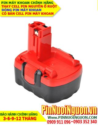 Pin Máy Khoan Bosch 14,4v 2000mAh, Thay Cells Pin Máy Khoan Bosch 14,4v 2000mAh chính hãng | Bảo hành 6 tháng