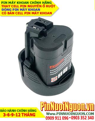 Pin Máy Khoan Bosch 10,8v 2000mAh Li-Ion - Thay cell Pin Máy Khoan Bosch 10,8v 2000mAh chính hãng | Bảo hành 6 tháng - Hàng có sẳn
