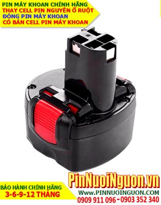 Pin Máy Khoan Bosch 9,6v 2000mAh - Thay cells Pin Máy Khoan Bosch 9,6v 2000mAh chính hãng | Bảo hành 6 tháng - Hàng có sẳn