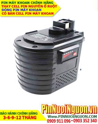 Pin máy khoan Bosch 24V-3000mAh, Thay cells pin / hàng có sẳn - bảo hành 06 tháng