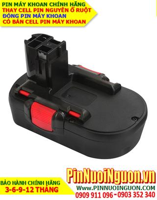 Pin máy khoan Bosch 18V-2000mAh, Thay cells pin / hàng có sẳn-Bảo hành 06 tháng