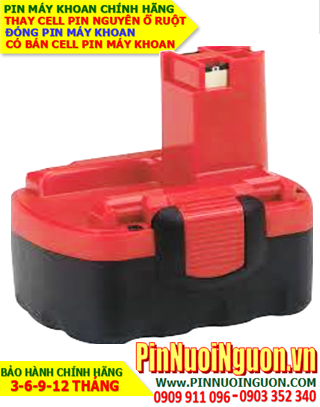 Pin máy khoan Bosch 14.4V-3000mAh, Thay cells pin / hàng có sẳn-bảo hành 06 tháng