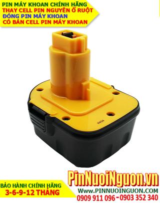 Pin máy khoan Dewalt 12V-1300mAh, Thay cells pin máy khoan Dewalt 12V-1300mAh chính hãng | Bảo hành 6 tháng-Hàng có sẳn