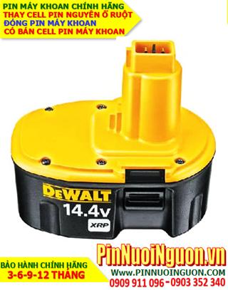 Pin máy khoan Dewalt 14.4V-2400mAh, Thay cells pin máy khoan Dewalt 14.4V-2400mAh chính hãng | Bảo hành 6 tháng-Hàng có sẳn