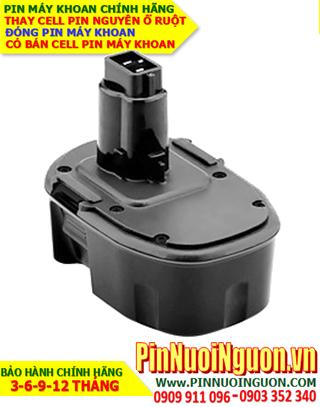 Pin máy khoan Dewalt 14.4V-2100mAh, thay cells pin / hàng có sẳn - bảo hành 06 tháng