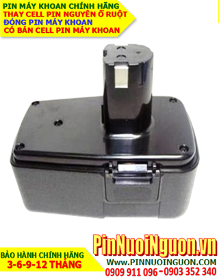 Pin máy khoan Craftsman 13.2V-3000mAh, thay cells pin / hàng có sẳn-bảo hành 06 tháng