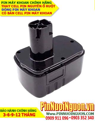 Pin máy khoan Craftsman 13.2V-2200mAh, thay cells pin / hàng có sẳn-bảo hành 06 tháng