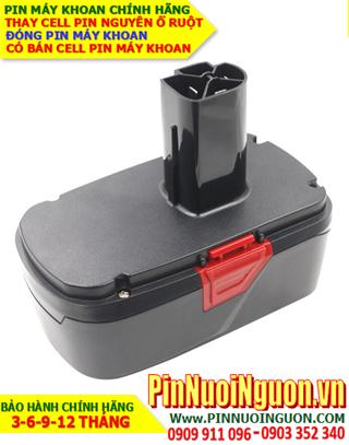 Pin máy khoan Scraftsman 14.4V-3000mAh, thay cells pin / hàng có sẳn - bảo hành 06 tháng