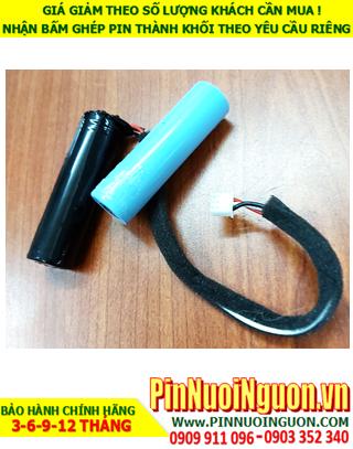 Pin sạc 3.7v-2200mAh; Pin Loa Bluetooth 3.7v-2200mAh; Pin sạc Lithium Li-ion 3.7v-2200mAh