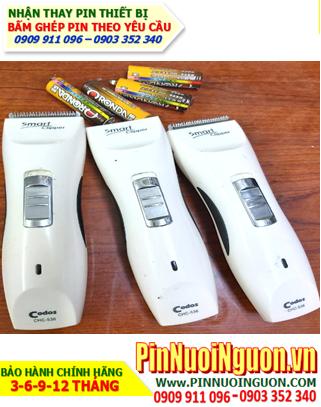 Pin sạc tông đơ cắt tóc CODOS CHC 536, Thay pin tông đơ cắt tóc CODOS CHC 536| HÀNG CÓ SẲN