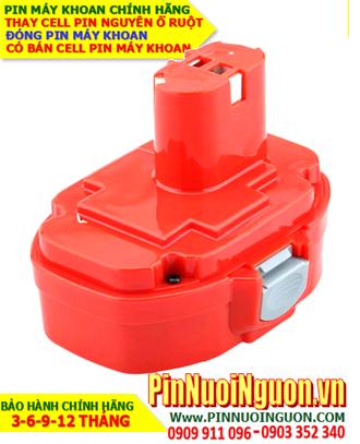 Pin máy khoan Makita 10.8V-1500mAh Li-Ion, Thay cells pin máy khoan Makita 10.8V-1500mAh chính hãng | Hàng có sẳn-Bảo hành 6 tháng