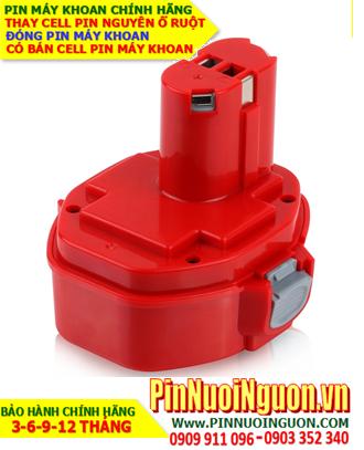 Pin máy khoan Makita 14.4V-3000mAh, Thay cells pin máy khoan Mikta 14.4V-3000mAh chính hãng | Bảo hành 6 tháng - Hàng có sẳn