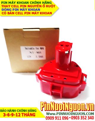 Pin máy khoan Makita 12V-3000mAh, thay cells pin / hàng có sẳn - bảo hành 06 tháng