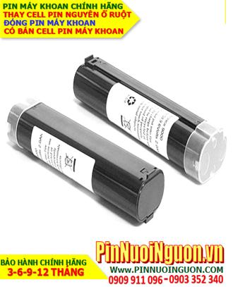 Pin máy khoan Makiata 9.6V-2100mAh, thay cells pin / hàng có sẳn - bảo hành 06 tháng