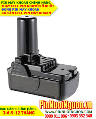 Pin máy khoan 12v Hitachi WH10DFL - Thay cell pin máy khoan Hitachi WH10DFL - 12| Bảo hành 6 tháng - hàng có sẳn